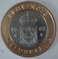 2635 Vz Provincie Gelderland 1997 - Kz De Nederlandse Munt - Pays-Bas