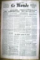 Le Monde Du 8/4/1979: N°10634 - General Issues