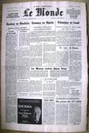 Le Monde Du 18/4/1979: N°10642 - General Issues