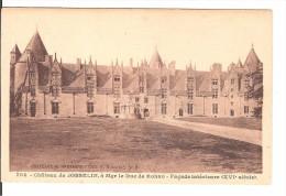 CHATEAU DE JOSSELIN A MGR LE DUC DE ROHAN - FACADE INTERIEURE - Josselin