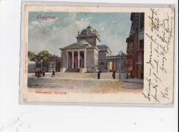 VARSOVIE SYNAGOGUE - Pologne