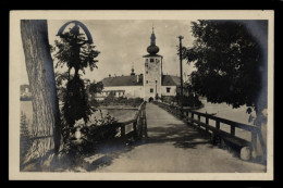 [012] Schloss Ort, Traunsee, 1918, Bez. Gmunden, Verlag Kilophot (Wien) - Traun