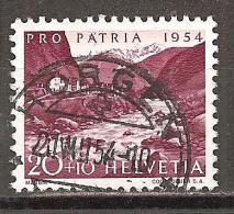 Schweiz 1954 // Mi. 599 O (030..197) - Gebruikt