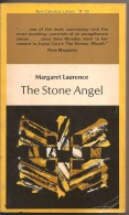 THE STONE ANGEL  MARGARET LAURENCE- - Novels