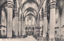 Geel Gheel Inwendige Der St-Dimphnakerk - Geel