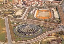 """03994 """"TORINO - PARCO RUFFINI E PALAZZO DELLO SPORT"""" CART.  NON SPED. - Stadiums & Sporting Infrastructures"""
