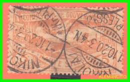 GERMANY - 1921 SELLO  COMMISSIÓN DE  GOUVERNEMENT ALTA SILÉSIE - Zone Française