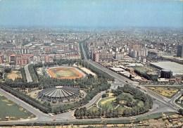 """03995 """"TORINO - PARCO RUFFINI E PALAZZO DELLO SPORT - STABILIMENTO LANCIA"""" CART.  NON SPED. - Stadiums & Sporting Infrastructures"""