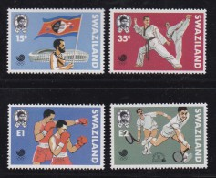 SWAZILAND, 1988, Mint Never  Hinged Stamps, Olympic Games, 544-547, #6786 - Swaziland (1968-...)