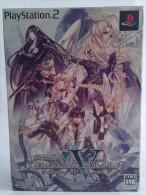 PS2 Japanese : Shinten Makai : Generation Of Chaos V SLPM-66055 Limited Edition - Sony PlayStation
