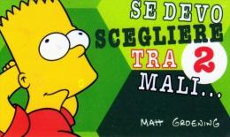 I Simpson - Plastificati (fronte E Retro) - Trading Cards