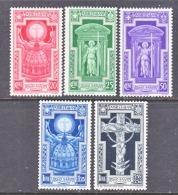 ITALY  310-14  *  RELIGION - 1900-44 Vittorio Emanuele III