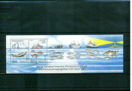 Groenland / Greenland 2002 Michel Block 24 Postfrisch / MNH - Unused Stamps