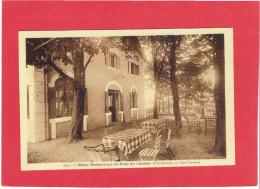 HOTEL RESTAURANT DU PONT DE L ABIME UNE TERRASSE CARTE EN TRES BON ETAT - Autres Communes
