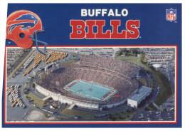 (102) USA - Buffalo Bills Stadium - New York NFL - NY - New York
