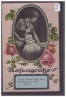 FEMME - ROSENGRUSSE - TB - Women