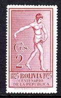 Bolivia 151    * - Bolivia