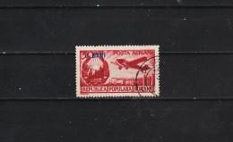 1952 - SERIE COURANTE  Mi No 1367 Et Yv No P.A. 59A - 1948-.... Republiken