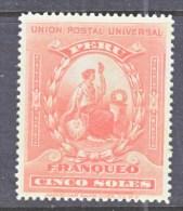 PERU  158   * - Peru