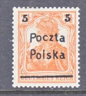 POLAND  73    * - ....-1919 Overgangsregering
