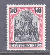 POLAND  76    * - ....-1919 Overgangsregering