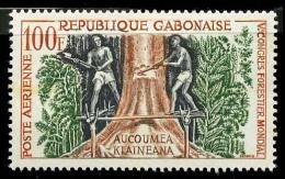 Gabon Scott C 2  (Congres Forestier) [**] - Gabon