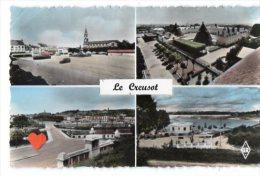 04460-LE-71-Le Creusot------------vues Multiples Diverses - Le Creusot