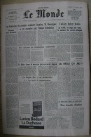Le Monde Du 7/11/1979: N°10815 - Informations Générales