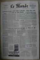 Le Monde Du 7/11/1979: N°10815 - General Issues