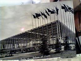 TORINO ITALIA 61 EXPO  ESPOSIZIONE   PALAZZO DEL LAVORO N1961 FJ10866 - Expositions