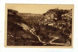 Cpa N° 1219 ROCAMADOUR - Rocamadour