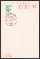 Japan Commemorative Postmark, 37th National Athletic Meet Soccer Puppet (jch2589) - Other