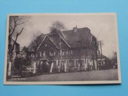 Poste Du Camp ( Kanzler ) - Anno 1938 ( Zie Foto´s Voor Details ) !! - Elsenborn (camp)