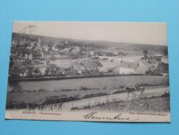 Vur Panoramique ( Brisbois-Lhoest ) - Anno 1908 ( Zie Foto´s Voor Details ) !!