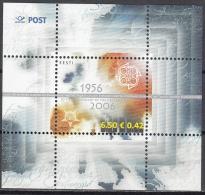 Eesti 2006 Michel Bloc Feuillet 24 Neuf ** Cote (2013) 1.10 Euro 50 Ans Europa CEPT - Estonie