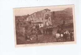 LAGHET (A M) 4643 CHASSEURS ALPINS EN CANTONNEMENT A LA GORA (BELLE ANIMATION) - Frankreich
