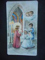 "IMAGE COMMUNION ""Antoinette Di DOMENICO - Chapelle De Versailles (GUADELOUPE) - 1960 - (FB 777) - Religion & Esotericism"