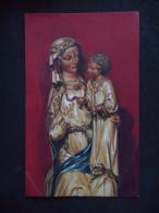 """IMAGE Pieuse """"Vierge à L'enfant - Ivoire XIVe Villeneuve Les Avignon"""" Prière GRANDE NEUVAINE DE L'IMMACULEE CONCEPTION - Religión & Esoterismo"""