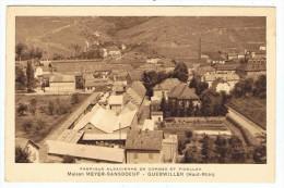 Guebwiller     Maison  Meyer_Sansboeuf - Industry