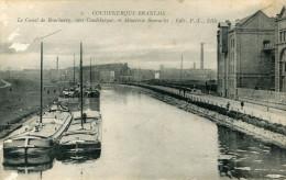 COUDEKERQUE BRANCHE(NORD) MINOTERIE(BATEAU PENICHE) - Coudekerque Branche