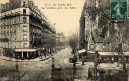 PARIS Rue Secrétan Près Des Buttes - Arrondissement: 19