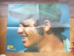 Jean-Paul Belmondo Dans La Scoumoune - Plakate & Poster