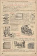 Oenophile Colombier/Caudéran/Bordeaux/Pasteurisation/Encart Publicitaire/Annuaire Didot-Bottin/1905     ILL43 - Food