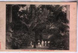 St Denis - Une Allée Du Jardin Colonial - Saint Denis