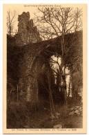 Cpa    Beauvoir En Royans  Les Ruines De L' Ancienne Résidence Des Dauphins En 1349      TBE - France