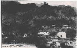 La Réunion - Hell-Bourg - Vue De Montagne, à Droite La Villa Du Gouvernement - La Réunion