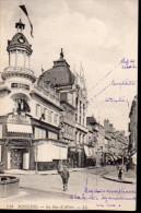 Cpa MOULINS La Rue D'Allier  LL 114 (PPP2574) - Moulins