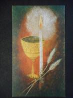 """IMAGE COMMUNION """"Sylvie ADAM - MARLY LE ROI - 1983 (BOUMARD 1805 2) - Saisons & Fêtes"""