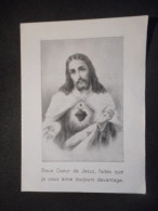 IMAGE Pieuse Abresc FEDERICO - S.Giovanni Rot - PRIERE POUR SON PROPRE CONFESSEUR - Fiestas & Eventos