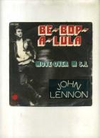- JOHN LENNON . 45 T. BE BOP A LULA  . - Rock